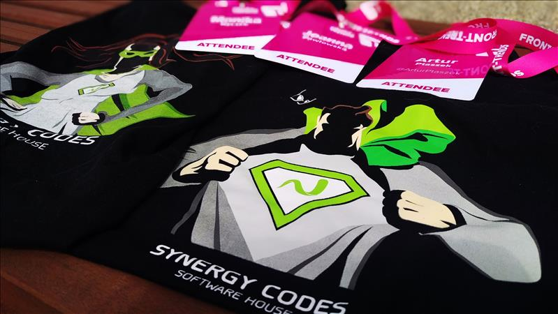 Learning what is new in web development – Synergy Codes at Front-Trends 2016