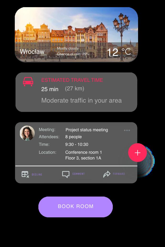Smart Building App