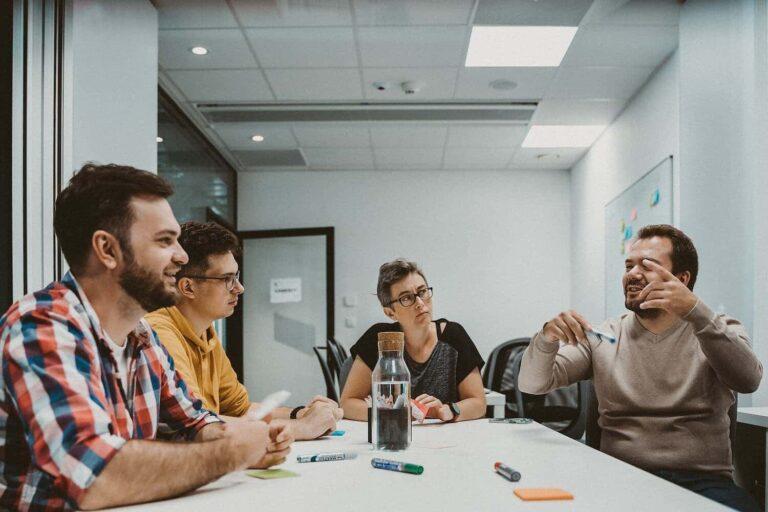 post-mortem meeting discussion