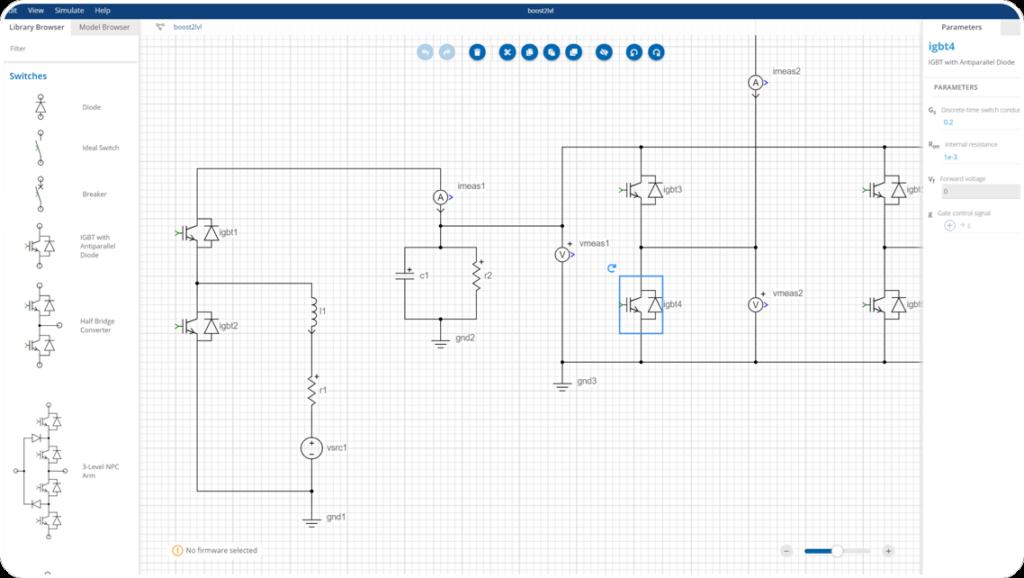 process flow diagram for electric circuit